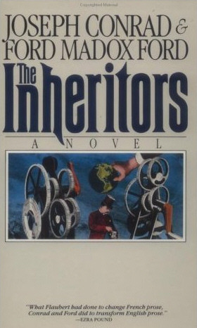"mcnallyjackson:  sagatrope:  Joseph Conrad's Sci-Fi book, The Inheritors (1901) ""it concerns a scheme by a group of people from 'the Fourth Dimension' to  wipe away the current order on earth and set up their own morally  dubious hegemony."" - from today's GUARDIAN.CO.UK FULL TEXT (Good luck finding a non-digital copy of this baby…)  Welp, this seems cool. I guess I'll just print up a copy for myself with our new book machine now. Did you say trouble finding a non-digital copy? Because that was wicked easy.  The Inheritors is great — weird, slyly satirical, generally delightful. I first ran across it a couple years ago while gearing up for a back-and-forth with Alex Chee about Ford Madox Ford (Conrad's co-author) and Jean Rhys."