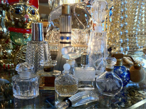 The Absolute Latest in Perfume Bottles at Eastside Antiques