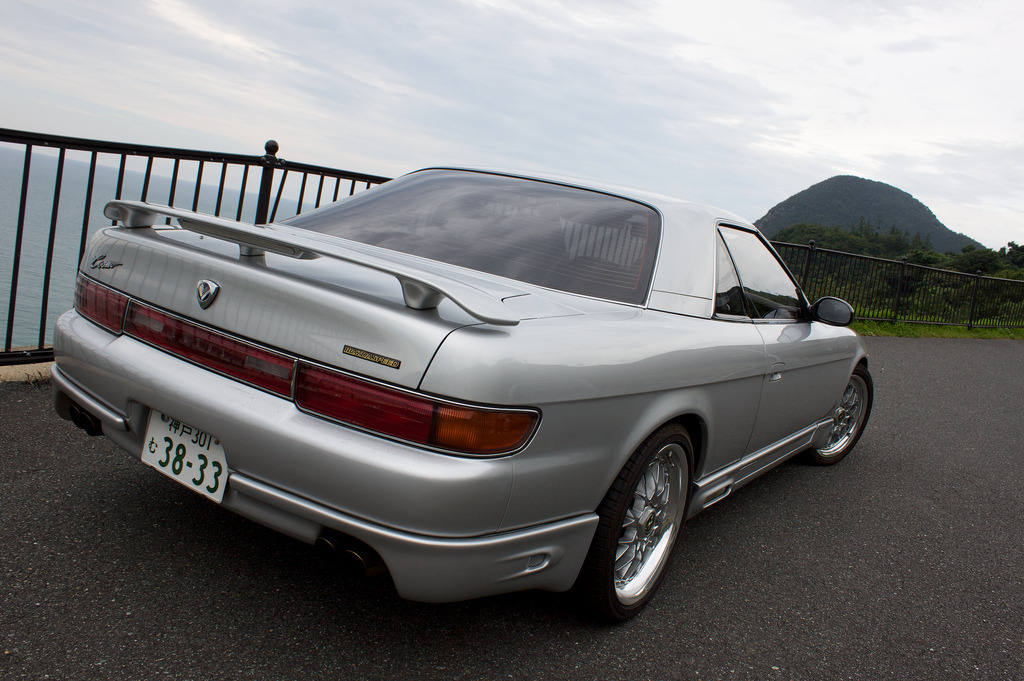 Eunos Cosmo by Mazda247 [Moment of Zen]
