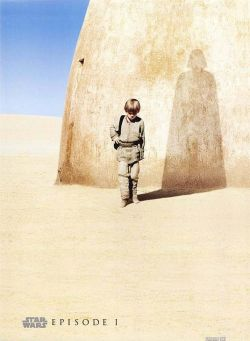 fuckyeahmovieposters:   Star Wars Episode 1: The Phantom Menace