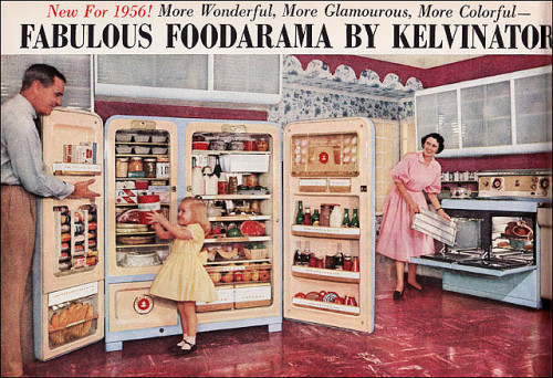 1956 Foodarama by Kelvinator (by Rikki Nyman)