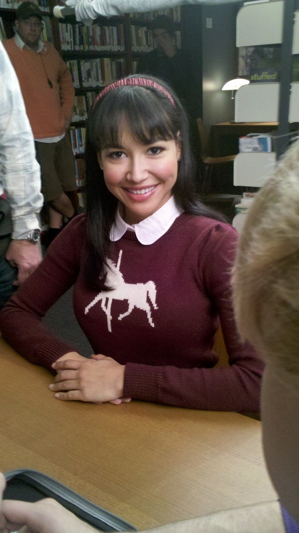 BFalchuk  Im confused. Is that @nayarivera or @msleamichele? http://twitpic.com/3q26h1