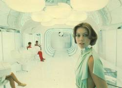 retrogasm:  Jenny Agutter the sexy Jessica from Logan's Run