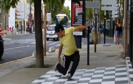 New video on One Bboy One Move, Yatoto - magic floor