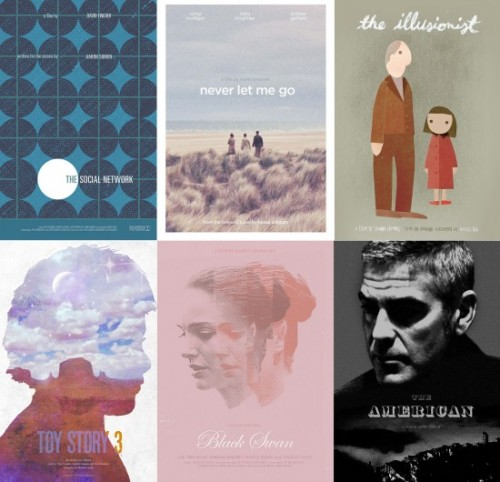 Wow… great reinvention of some movie posters! All by Sam Smith
