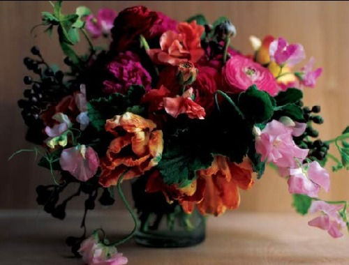 LMD Floral via Coco+Kelley http://cocokelley.blogspot.com/