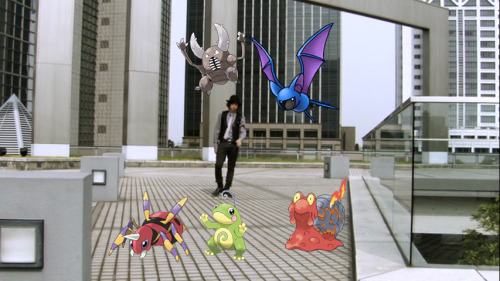KRW Meets Pokemon  Halfboiled Pokemon Trainer Detective, Hidari Shotaro  Bored night again ><