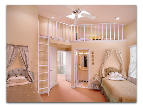 bekahbbyxoxo:  aw this room is so cute, I want it :)