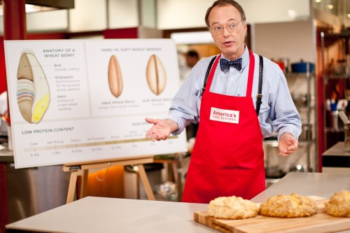 itslauren:  confession of the day: america's text kitchen is my favourite show. mmm, chris kimball. those bow ties.  tomorrow: those bow ties.