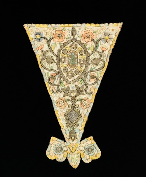Stomacherca. 1750–75 The Met