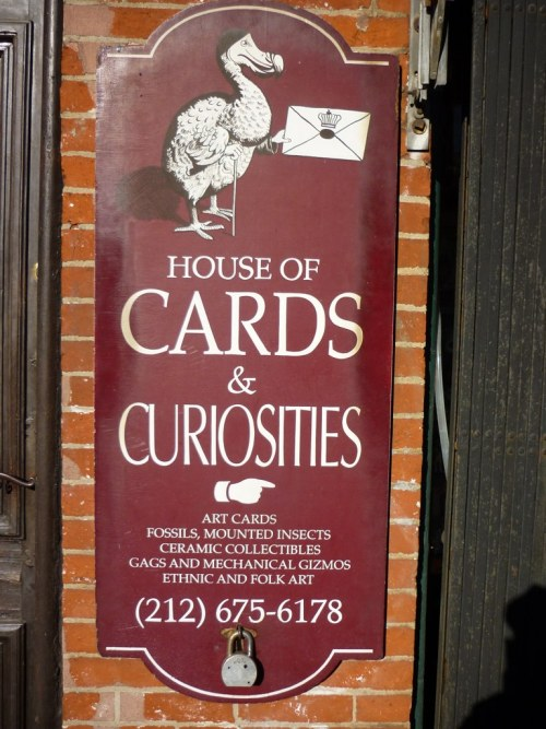 """House of Cards & Curiosities"" by Exlijbris"
