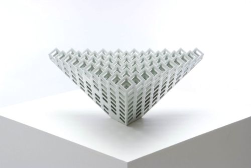 Yoichiro Kamei: Lattice Receptacle #1
