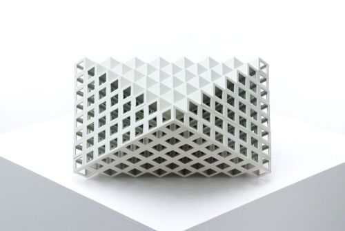 Yoichiro Kamei: Lattice Receptacle #2