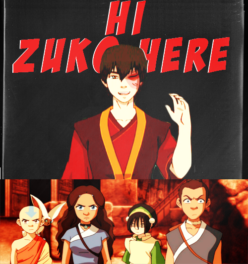 thesecondbatgirl:  Oh, Zuko. You are such a dork. *loves*
