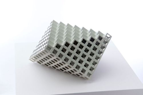 Yoichiro Kamei: Lattice Receptacle #3