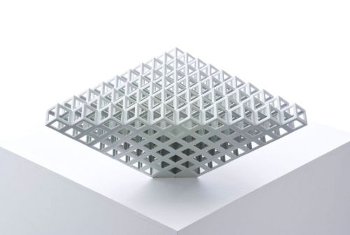 Yoichiro Kamei: Lattice Receptacle #4