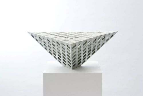 Yoichiro Kamei: Lattice Receptacle #5