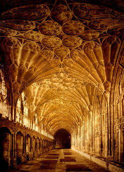 Gloucester Cathedral UK