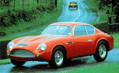 goodoldvalves:  Aston Martin DB4 GT Zagato (1960) The living proof that perfetion can be further improved.
