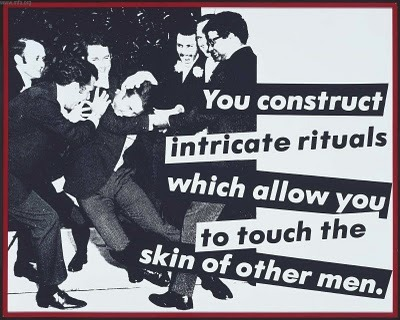 missworld:  Barbara Kruger