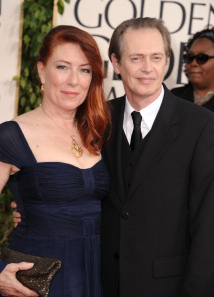 Steve Buscemi - Golden Globe Awards, January 16th 2011 Ok, now it's a party!