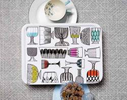 The pattern Kippis by Maija Louekari for Marimekko. Photo by Milis Smith.