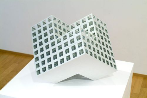 Yoichiro Kamei: Lattice Receptacle #6