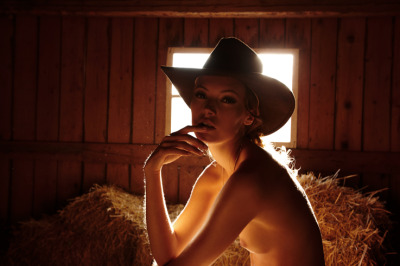 """barn fresh"" Mona Johannesson by Jimmy Backius"