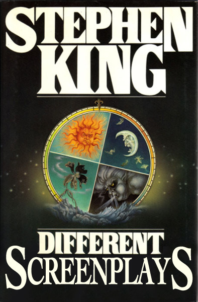 Stephen King: Different Seasons (and plenty of other books)