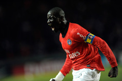 thebeautifulgameblog:  Mamadou Sakho during a French Ligue 1 match between Paris Saint Germain and FC Sochaux Credit: Ryu Voelkel   future kevin