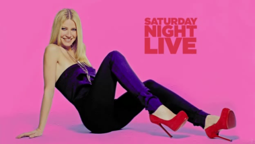 Gwyneth Paltrow in Saturday Night Live