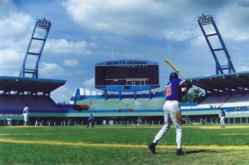 Estadio 5 de Septiembre, Cienfuegos, Cuba