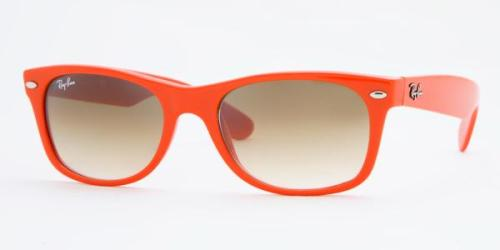 bobbypeters:  Orange Ray Bans? :O