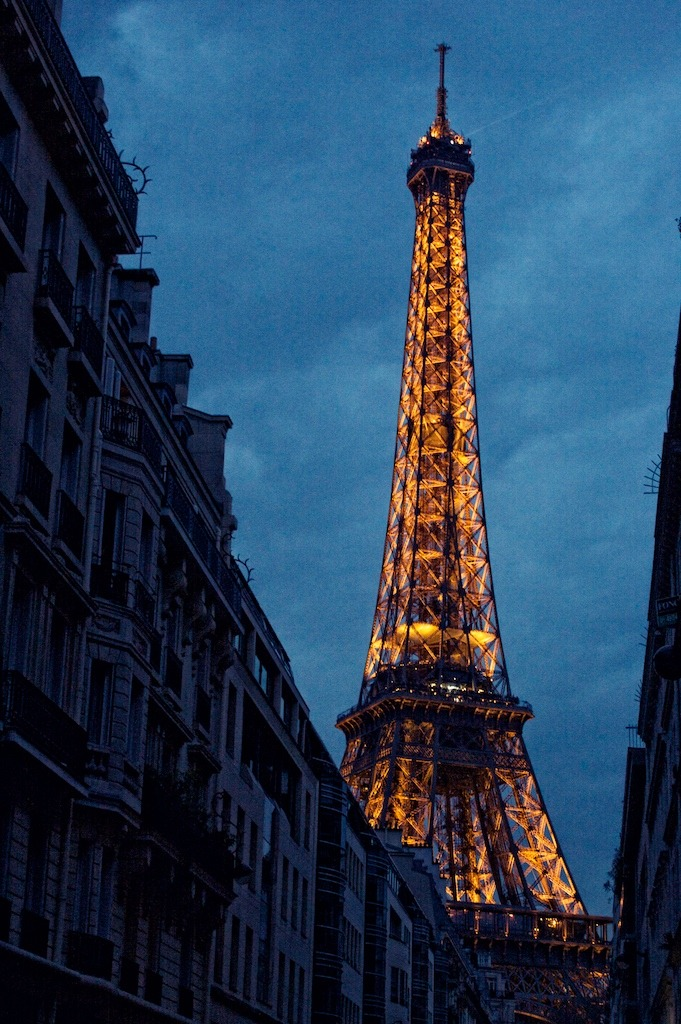 City of Lights, Paris, 2005