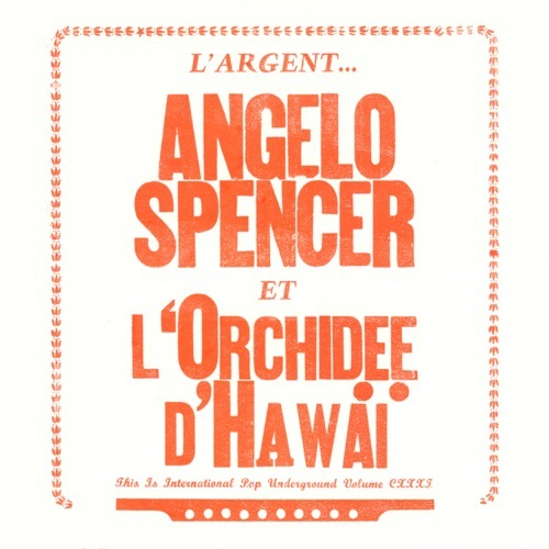 Angelo Spencer Et Les Hauts Sommets - Money (Instrumental)