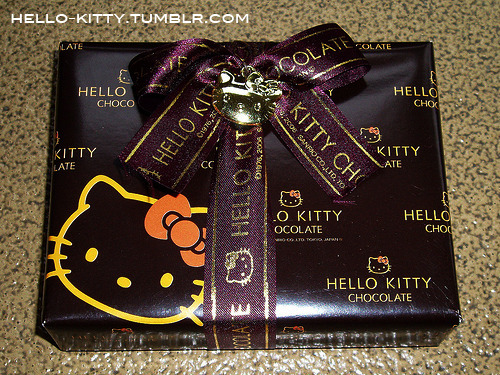 Hello Kitty Chocolate Box