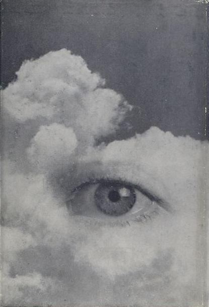 Cover of  Henri Miller's The Cosmological Eye  c.1939 from NYPL