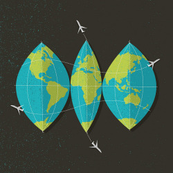World Travel by Brent Couchman