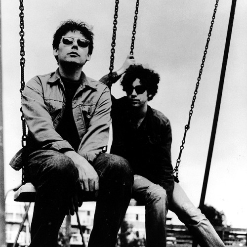 Jim Reid & William Reid / The Jesus and Mary Chain / circa 1994