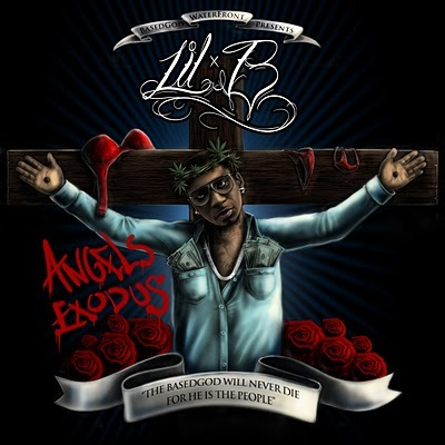 "Lil B The Based God will release his first official digital-only solo album ""Angels Exodus"" as a prelude to his forthcoming ""Glass Face"" album. Featuring Based hits ""All My Life (Remix)"" and ""Exhibit 6"" and many more to cook to.  Purchase Here"