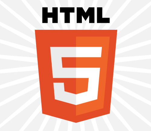 9-bits:  rocketboom:   Behold The Brand New HTML5 Logo  I actually quite like the branding effort, especially the generator which builds a custom badge depending on what technologies you've used. Also very proud of Sencha Touch being featured on the homepage, day one.  Absolutely – approve wholeheartedly!