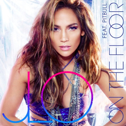 jennifer lopez on floor cover. On The Floor official cover!