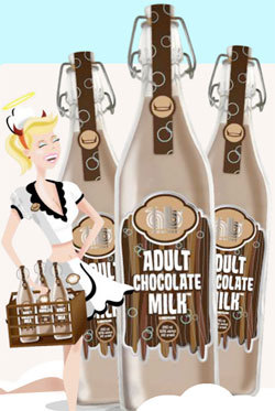Adult Chocolate Milk: The New Four Loko?  Now that the original version of Four Loko has been deemed unsafe by FDA decree — spawning loads of free publicity for the alcohol-fueled energy drink, a lucrative black market, a way to gas up your car, and, eventually, a stimulant-free formulation that beats the ban — a new product hopes to fill the gaping void.