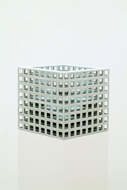 Yoichiro Kamei: Lattice Receptacle #9