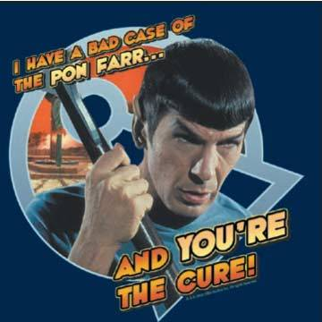 G & T Show 21 - Pon Farr Angry
