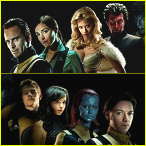 First photo of cast of X-Men: First Class. HOLY AWESOME.