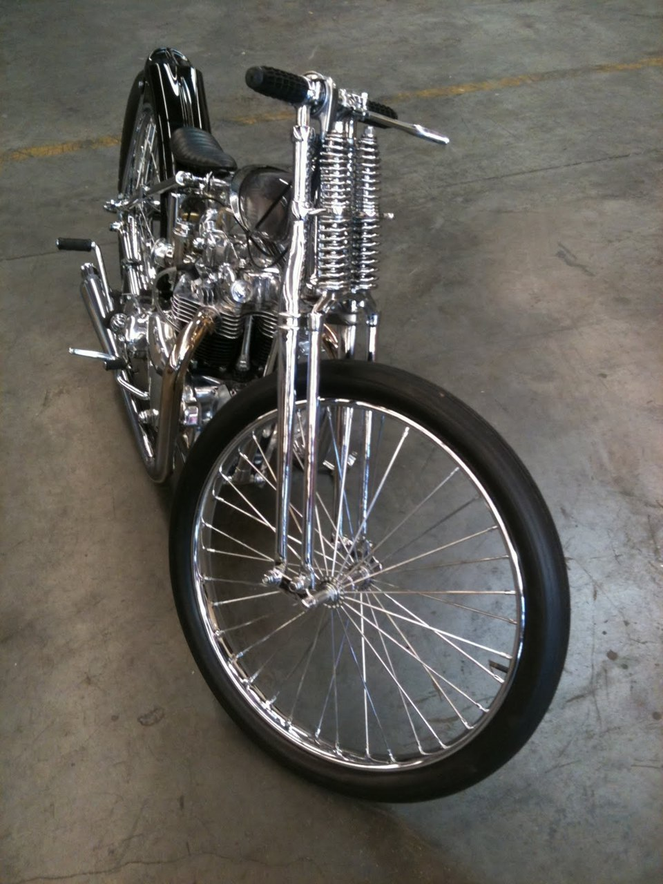 diversionarytactics:  Mark Drews' Triumph…sick!