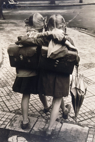 childhood: we carried satchels