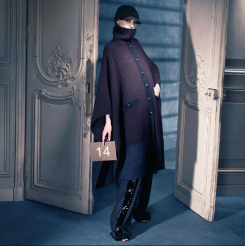 Louis Vuitton | Pre-Fall 2011 again. So good.