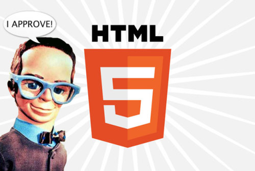 W3C's new HTML5 logo reminds me of something…